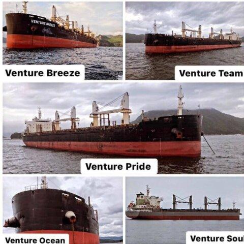 Vessel takeover